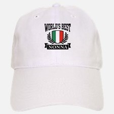 World's Best Nonna Baseball Baseball Cap