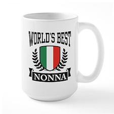 World's Best Nonna Mug