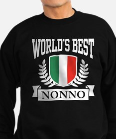 World's Best Nonno Sweatshirt (dark)