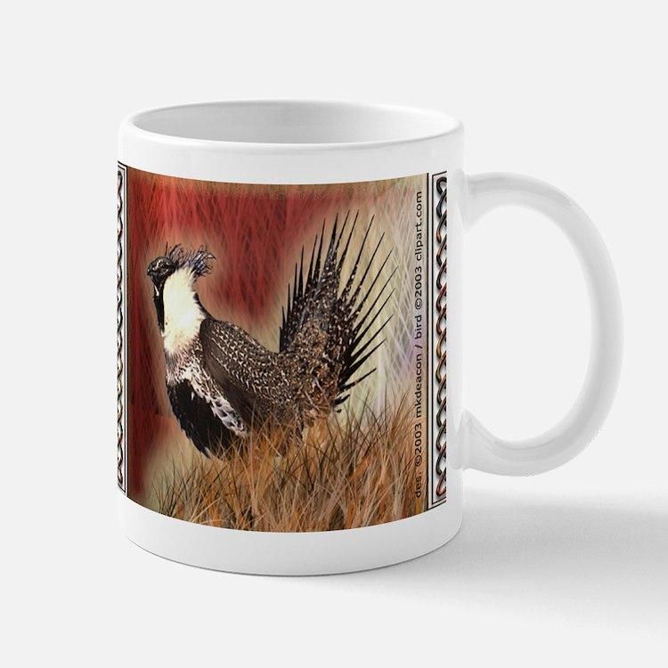 Grouse in Autumn 11oz. Mug