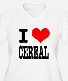 I Heart (Love) Cereal T-Shirt