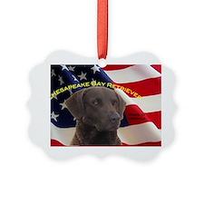 chesapeake Bay retriever Ornament