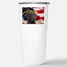 chesapeake Bay retrieve Travel Mug