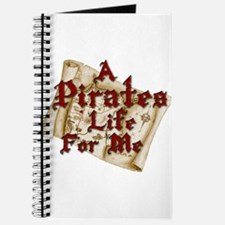 A Pirates Life For Me Journal
