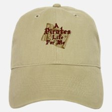 A Pirates Life For Me Baseball Baseball Cap