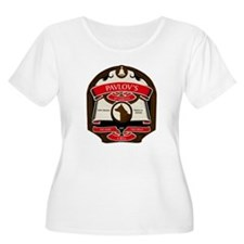 Pavlovs Conditioner Plus Size T-Shirt