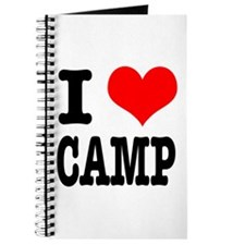 I Heart (Love) Camp Journal