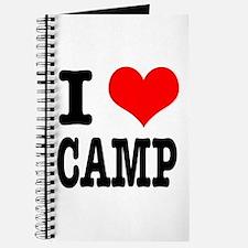 I Heart (Love) Camp Journal