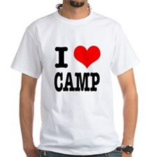 I Heart (Love) Camp Shirt