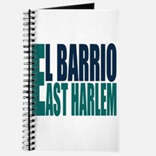 """Click Here"" East Harlem Logo Journal"