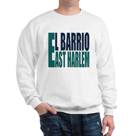 """Click Here"" East Harlem Logo Sweatshirt"