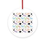 2020 Graduation Class Ornament (Round)