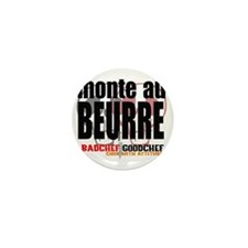 Monte au Beurre Mini Button