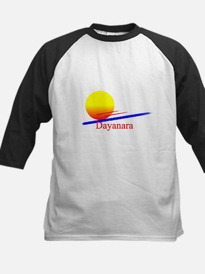 Dayanara Kids Baseball Jersey