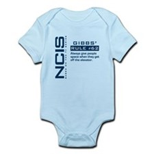 Gibbs' Rule #62 Infant Bodysuit