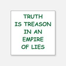 truth Sticker