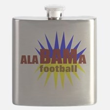 Alabama football Flask