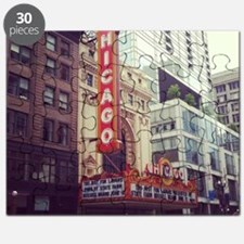 Chicago Theater  Puzzle