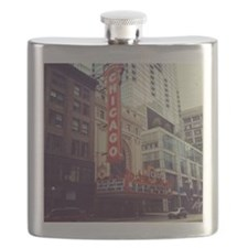 Chicago Theater  Flask