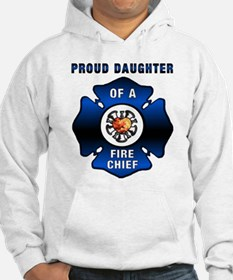 Fire Chiefs Daughter Hoodie