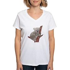 Kuddly Furry Koala Shirt