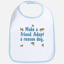 Adopt a Rescue Bib