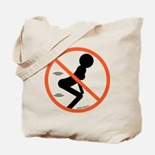 No Twerk Tote Bag
