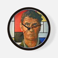 Wittgenstein Wall Clock