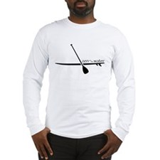 Zen on the Water Long Sleeve T-Shirt