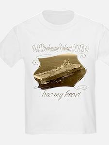 USS Bonhomme Richard (LHD 6) T-Shirt
