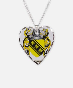 Lowe Coat of Arms - Family Cr Necklace