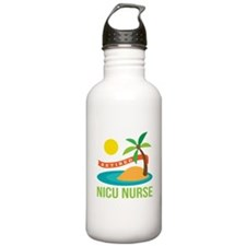 Retired NICU Nurse Water Bottle