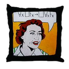 Marcus Throw Pillow