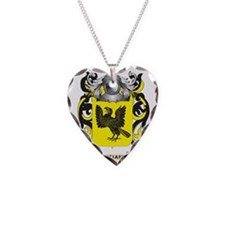 Luciano Coat of Arms - Family Necklace