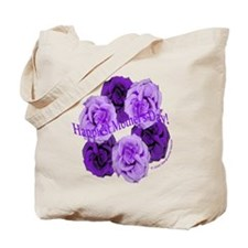 Mother's Day, Circle of Roses Tote Bag