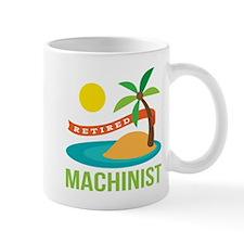Retired Machinist Mug