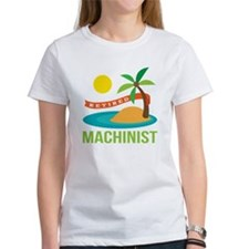 Retired Machinist Tee