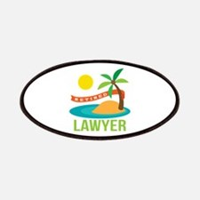 Retired Lawyer Patches