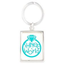 SHINee World Portrait Keychain