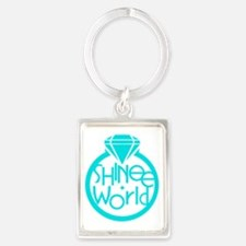 SHINee World Portrait Keychain