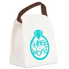 SHINee World Canvas Lunch Bag