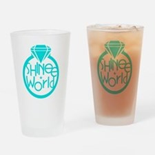 SHINee World Drinking Glass