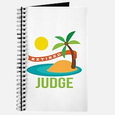 Retired Judge Journal