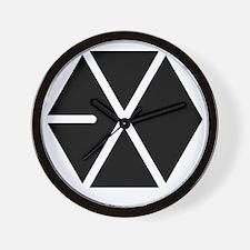 EXO Wall Clock