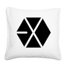 EXO Square Canvas Pillow