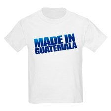 GUATEMALA BLUE T-Shirt