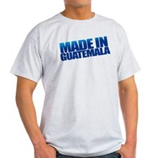 GUATEMALA BLUE T-Shirt