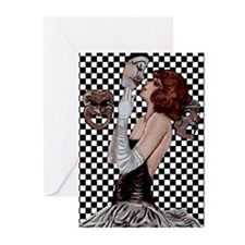 Carnevale Lovers Greeting Cards (Pk of 10)