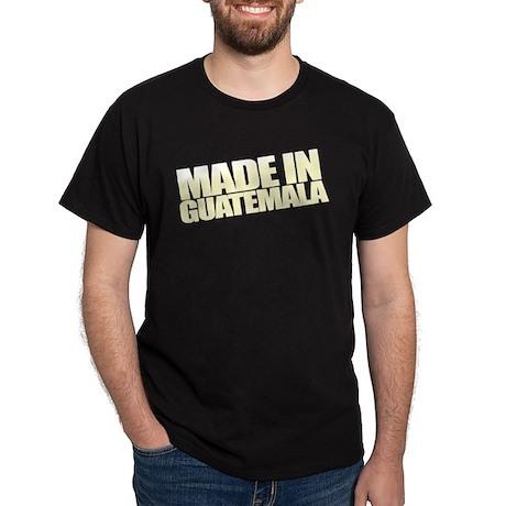 GUATEMALA WHITE Dark T-Shirt