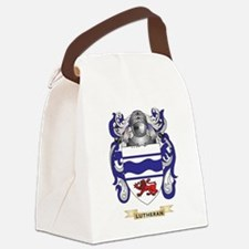 Lutheran Coat of Arms - Family Cr Canvas Lunch Bag